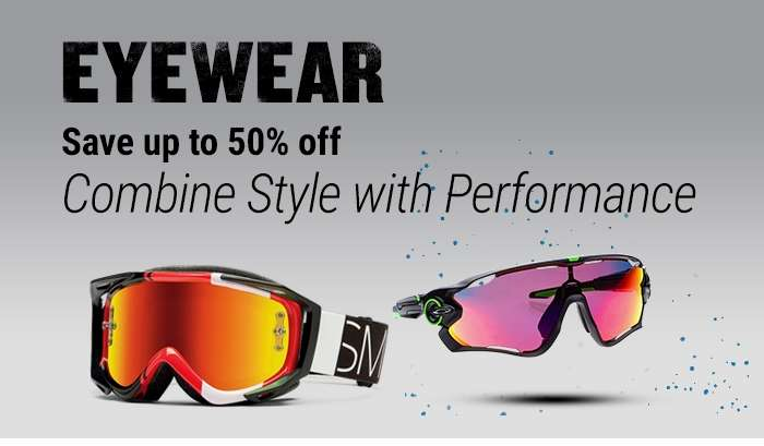 Save Up to 50% Off Eyewear