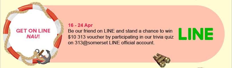 Get On LINE Nau!