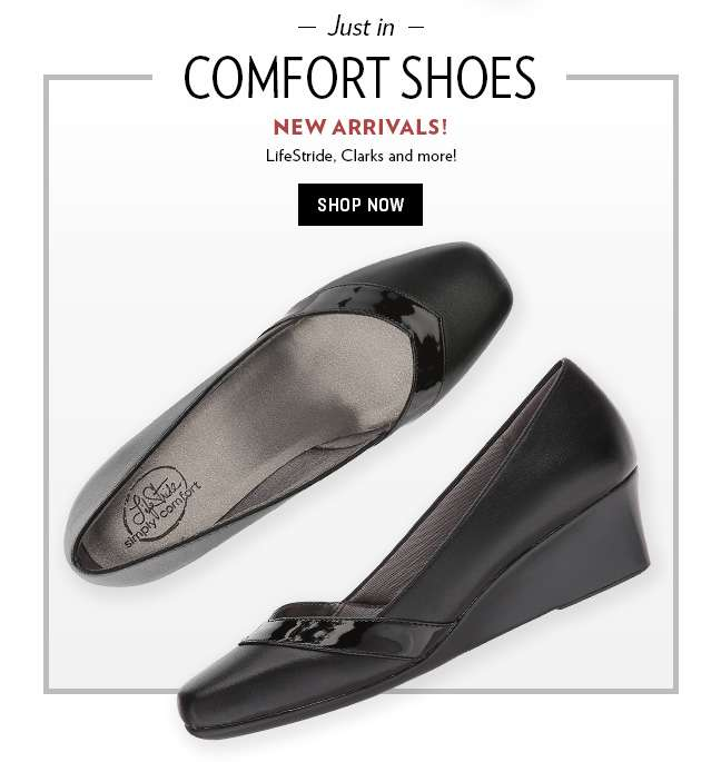 New Arrival Comfort Shoes