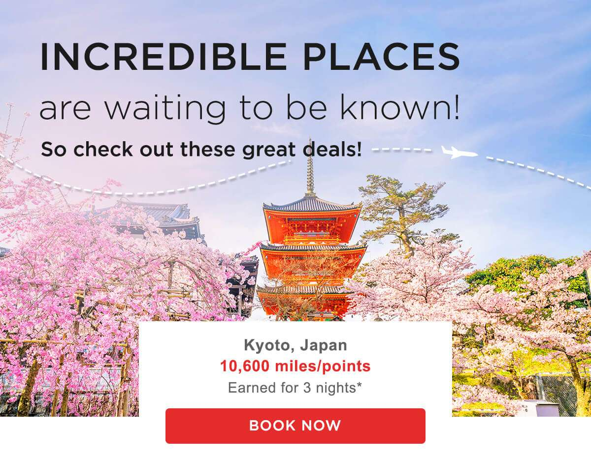 Search hotels in Kyoto