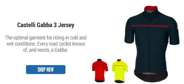 Castelli Gabba 3 Jersey