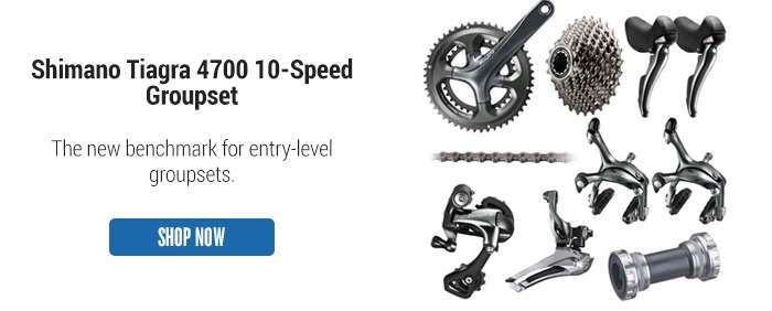 Shimano Tiagra 4700 10-Speed Groupset