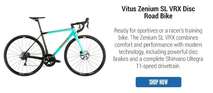 Vitus Zenium SL VRX Disc Road Bike