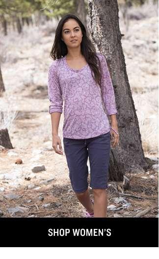 Women's Hiking Clothing