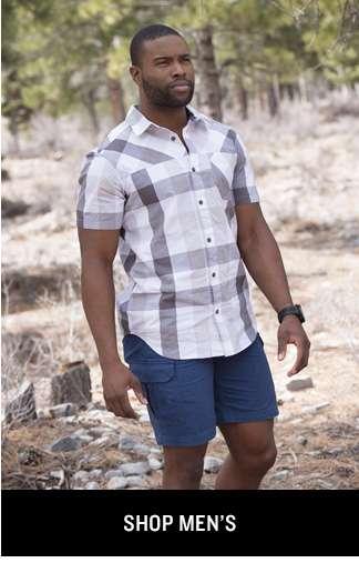 Men's Hiking Clothing