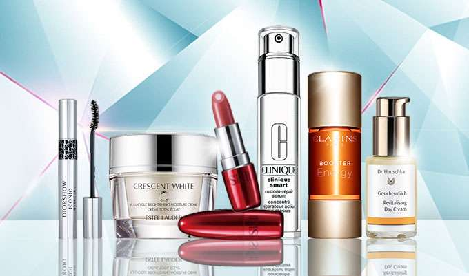 Special Purchase Up to 65% Off! Clarins, NARS, Estee Lauder & more! Ends 14 May 2018