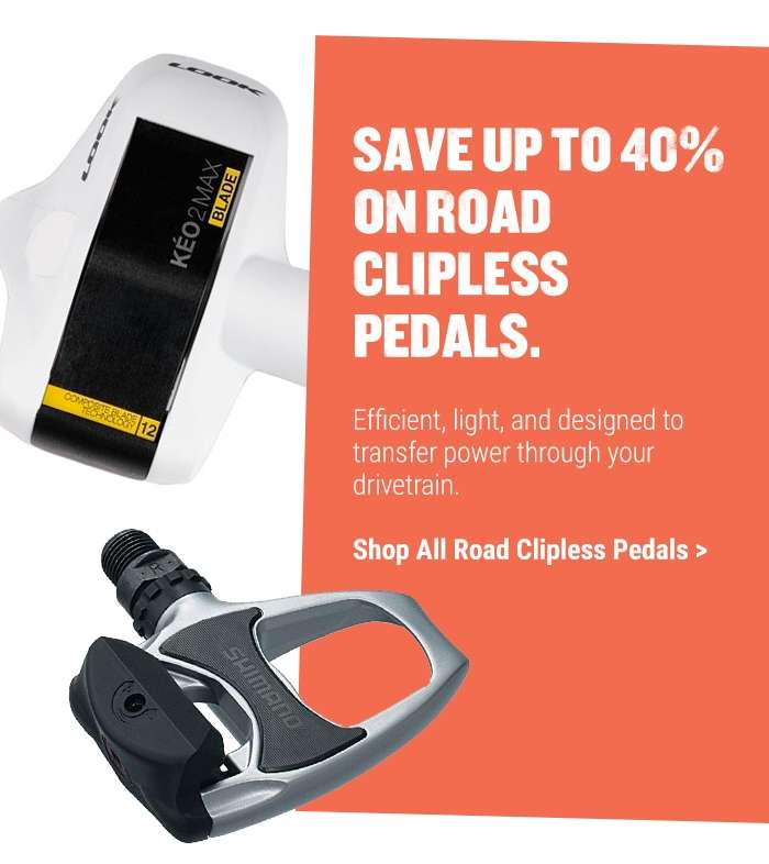 Shop All Road Clipless Pedals