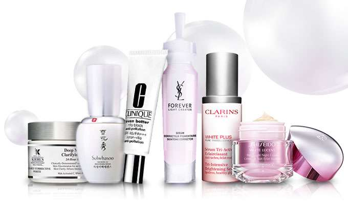 Unveil brighter Skin that's Lit-From-Within Up to 60% Off! Clarins, Elemis, YSL, Dr. Morita & more! Ends 17 Apr 2018