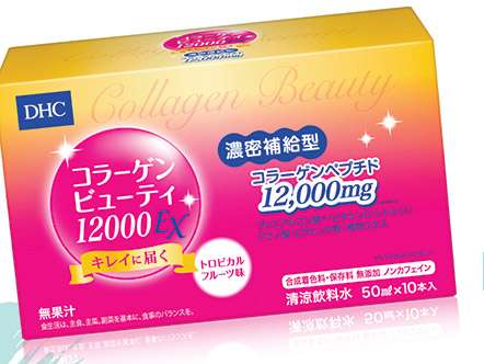 DHC Collagen Beauty