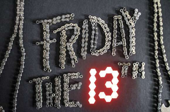 GET LUCKY ON FRIDAY THE 13TH!