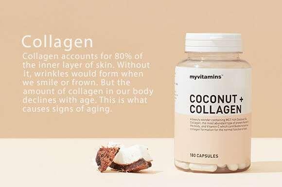 Coconut & collagen