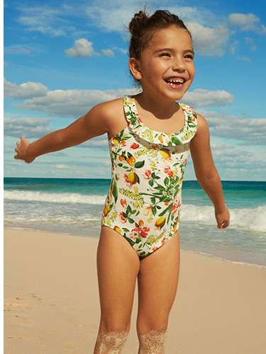 Girls' Princesse tam.tam Swimwear Collection now available