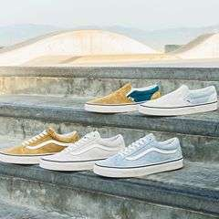 The Fuzzy Suede Pack is retro-inspired and available now. See more at vans.com/classics