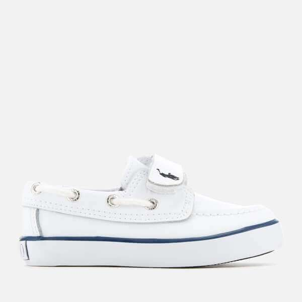 Polo Ralph Lauren Toddlers' Sander Ez Leather Boat Shoes