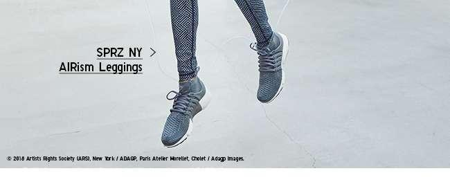 Women's SPRZ NY AIRism Leggings