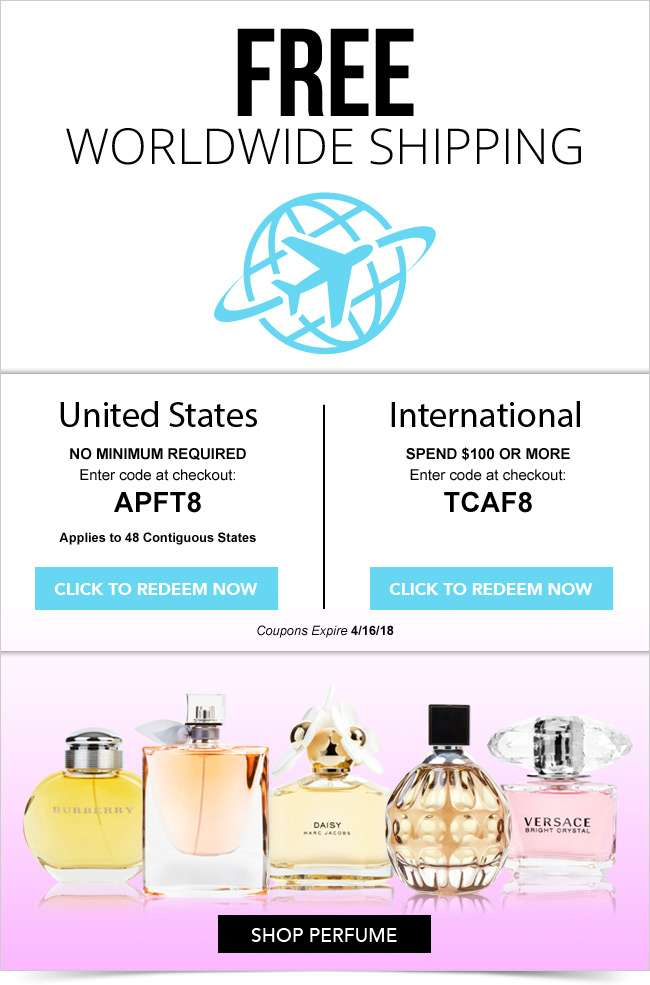 FREE Worldwide Shipping (USA, Canada, Australia, UK & more!)