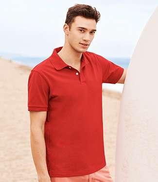 Shop Men's Dry Pique Polo Shirt at $29.90