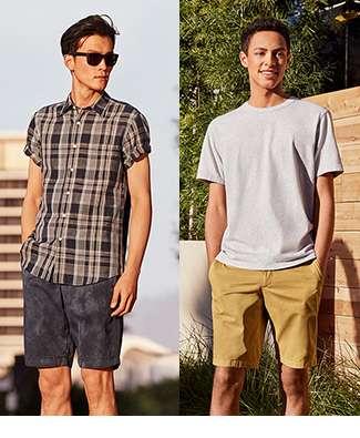 Shop Men's Chino Shorts at $29.90