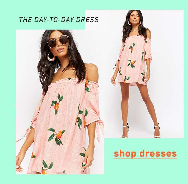 The Day-To-Day Dress - Shop Dresses