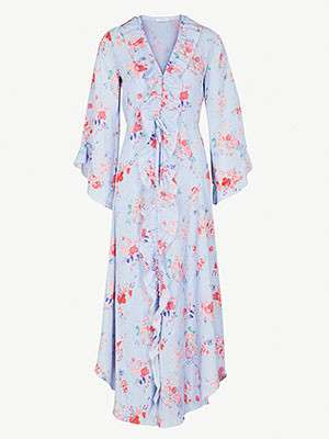 VILSHENKO - Maddison maxi dress