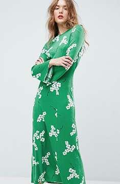 ASOS Maxi Tea Dress