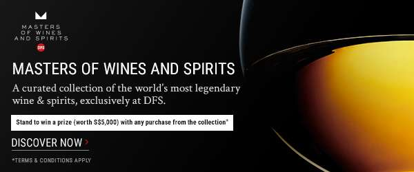 MASTERS OF WINES AND SPIRITS DISCOVER NOW