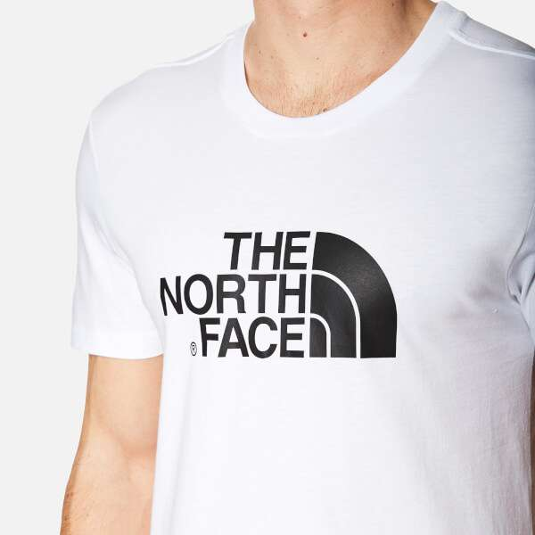 The North Face Men's Easy T-Shirt - TNF White: Image 41