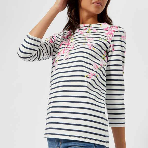 Joules Women's Harbour Print Jersey Top