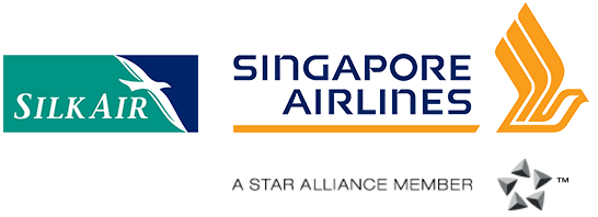 SILK AIR - Singapore Airlines - A Star Alliance Member
