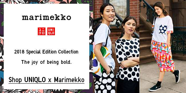 Shop UNIQLO x Marimekko 2018 Special Edition Collection