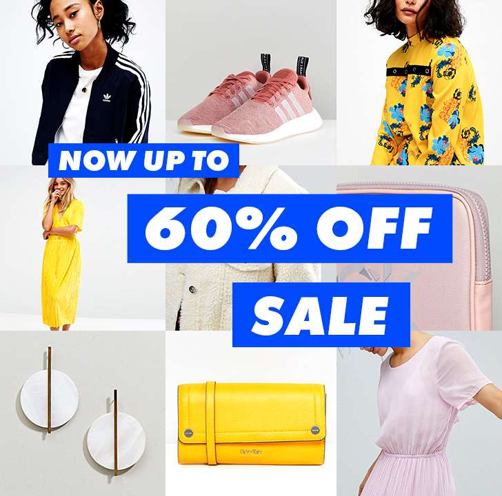 Now up to 60% off