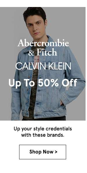 Calvin Klein, Abercrombie & Fitch Up to 50% off. Shop Now.