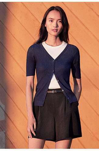 Shop Women's Summer specials. Drape Shorts