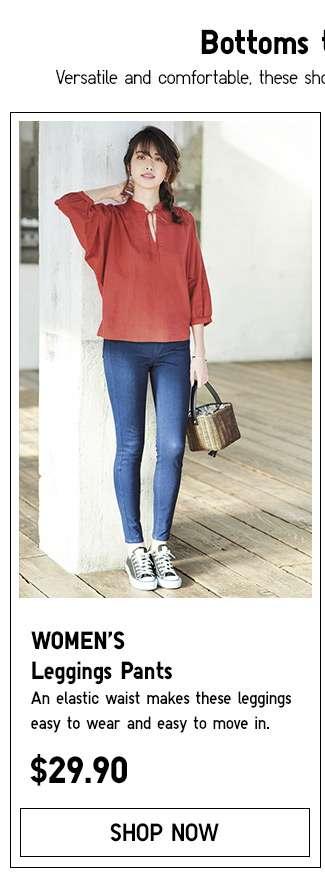 Shop Women's Leggings Pants.