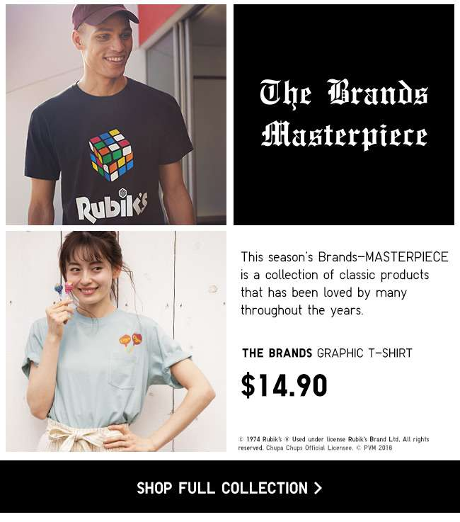 Shop New The Brands Masterpiece Collection