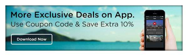 More Exclusive Deals on App. Use Coupon Code & Save Extra 10%