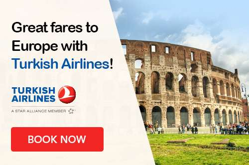 Widen your world with Turkish Airlines