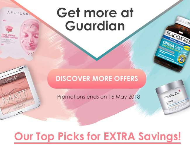 Discover more offers at Guardian!