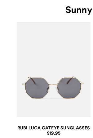 Luca Cateye Sunglasses | Shop Now