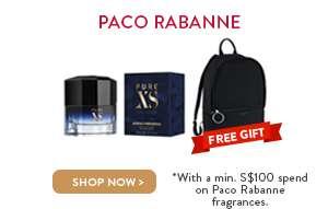 Shop Now: PACO RABANNE Pure XS Eau de Toilette