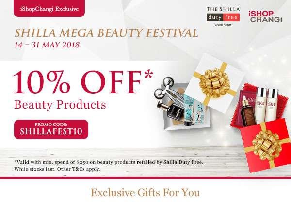 Shilla Mega Beauty Festival
