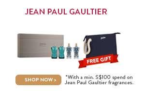 Shop Now: JEAN PAUL GAULTIER Le Male Miniature Set