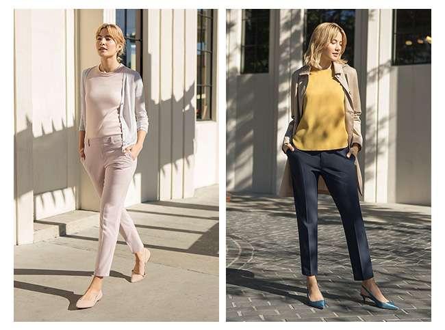 Shop Women's Ankle Pants Collection