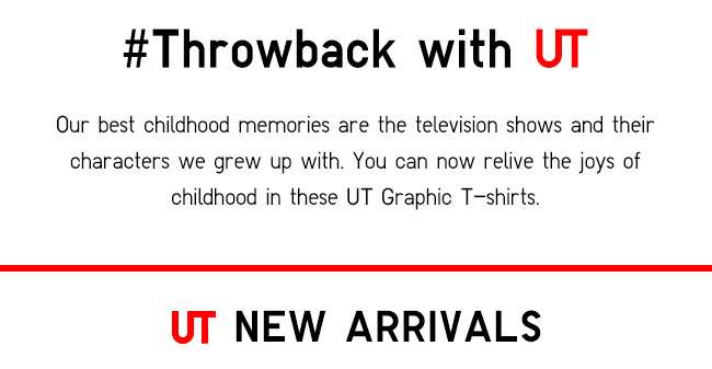 Throwback with UT