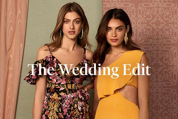 Whether you're the bride-to-be, in the party, or cheering from the sidelines, our handy guide will be  your cheat sheet to looking good all season long.