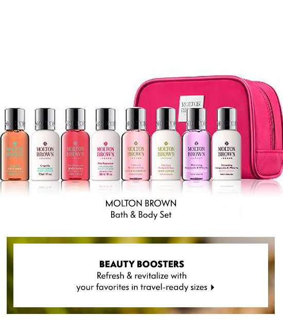 Beauty Boosters