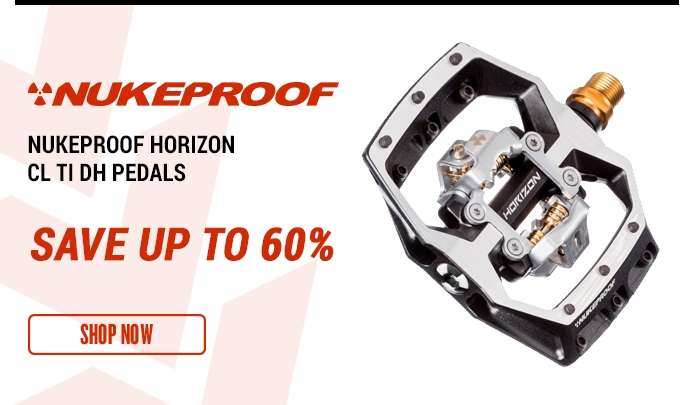 Nukeproof Horizon CL Ti DH Pedals