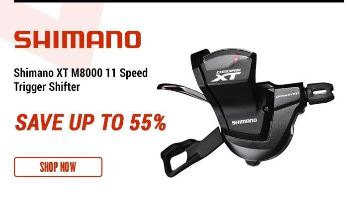Shimano XT M8000 11 Speed Trigger Shifter