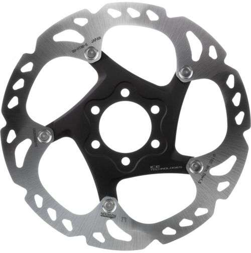 Shimano XT-Saint RT86 Ice-Tech 6-Bolt Disc Rotor