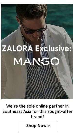 Mango. shop now.